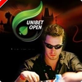 Unibet Openi esimene päev möödas: eestlased püsivad mängus
