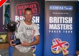 Steve Holden Wins British Poker Masters Liverpool + more