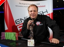 David La Ronde vinder English Poker Open (EPO)