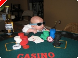 Challenge James - Poker and Parenthood