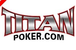 Hoje às 19:35 $1,000 Cash Freeroll Series na Titan Poker