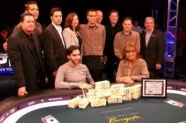 Oliver Busquet Wins WPT Borgata Poker Open Championship