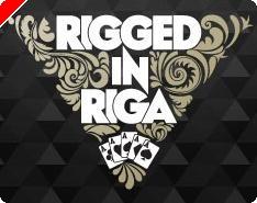 В октябре в Латвии пройдет турнир Rigged in Riga