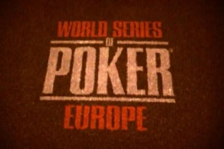 World Series of Poker Europe: Noah Boeken strandt opnieuw op dag twee
