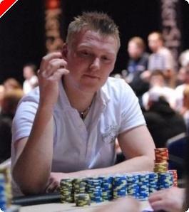 WSOPE – Øyvind Riisem på tredjeplass etter dag 2