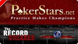 Újabb Guiness Rekord a PokerStars neve mellett