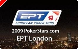 EPT de Londres: hoy Sábado día 1B, a las 13:00 horas, SEGUIMIENTO EN DIRECTO en PokerNews...