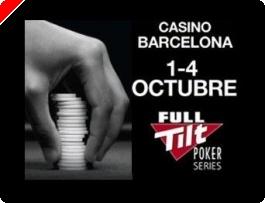 Full Tilt Poker Series en Barcelona: continúa el torneo en la Ciudad Condal