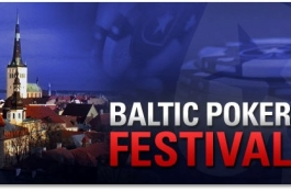 Наближава PokerStars Baltic Festival