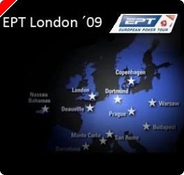 PokerStars EPT London – Eastgate med i toppen før dag 3