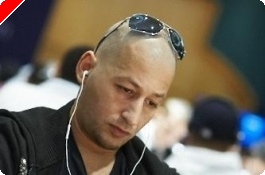 PokerStars EPT в Лондоне Главный Турнир День 2: Tommy Vedes...