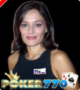 """Rosa Martínez """"Cibeles"""", nueva incorporación del Team español  de Poker770"""