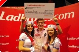 Thomas Rolfe wins Ladbrokes Irish Poker festival