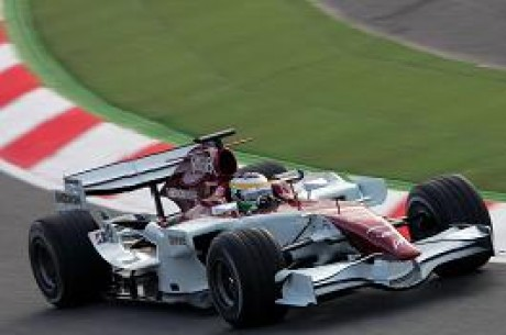 Vormel 1 piloot Giancarlo Fisichella astus suurde pokkerisse!