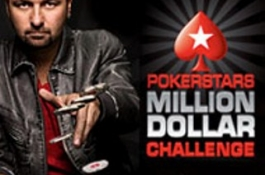 PokerStars Million Dollar Challenge дебют на 11 октомври