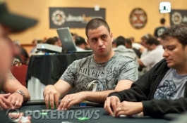Aruba Poker Classic Day 2: Mizrachi Storms to the Top, Hellmuth Survives