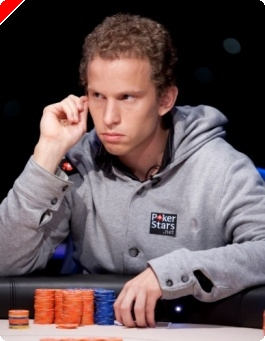 Peter Eastgate sluttede som nummer to i PokerStars EPT London