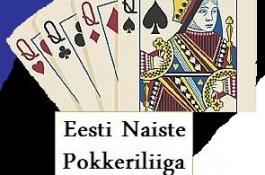 Eesti Naiste Pokkeriliiga 2009 finaallaud selgunud