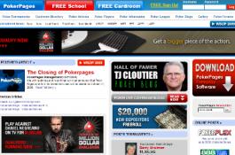 PokerPages прекратява официално дейност на  31 октомври
