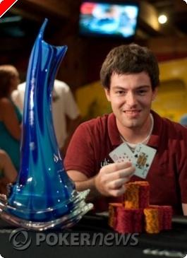 Brandon Hall nyerte az Aruba Poker Classic-ot