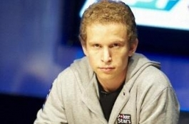 PokerStars.net EPT London - Peter Eastgate i final