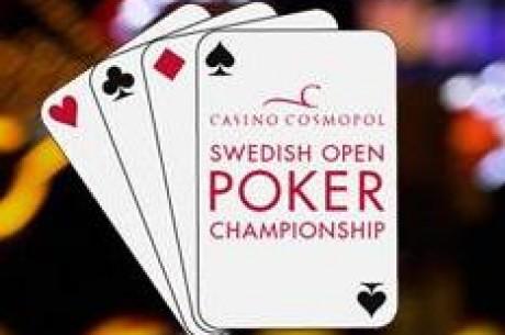 Så var det dags för Swedish Open Poker Championship