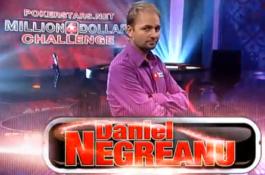 Негреану озарява дебюта на PokerStars.Net Million Dollar Challenge