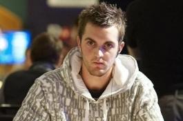 Martin Gudvangen på finalebordet i PokerStars EPT London