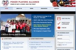 Асоциацията на покер играчите изпраща писмо до...