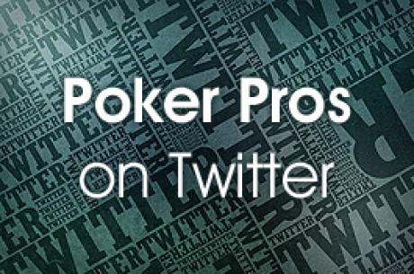 Poker Pros auf Twitter -  Eine wöchentliche Zusammenfassung Teil 1