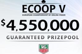 ECOOP: $4,5 mil i premiesum i iPokers ECOOP V