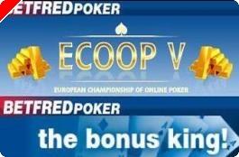 ¡Freerolls de 5.000$ en Betfred, exclusivos para PokerNews!