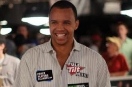 """Покер БЛИЦ: """"Здрасти, обажда се Phil Ivey. Искам да..."""