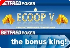 Hoje às 16:35 $5,000 PokerNews Cash Freerolls na Betfred Poker
