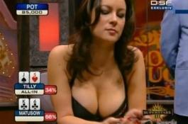 Дженифър Тили отново играе покер