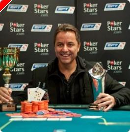 Christophe Benzimra vence PokerStars European Poker Tour de Varsóvia 2009!