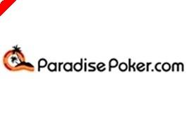 Hoje às 21:30 Ganhe Máquinas Fotográficas, TV's LCD e iPod's na Paradise Poker!