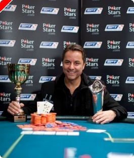 Christophe Benzimra nyerte a 4. alkalommal megrendezett EPT Varsó pókerversenyt