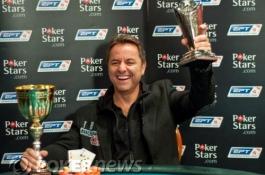 Franske Christophe Benzimra vinner PokerStars EPT Warszawa