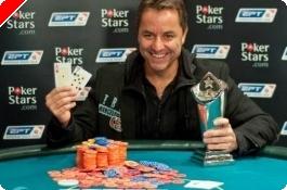 PokerStars EPT в Варшаве  Главный Турнир День 5: Christophe Benzimra...