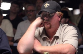 The World Series of Poker November Nine: Darvin Moon