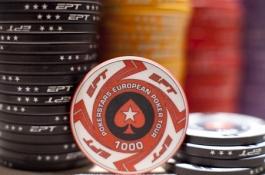 PokerStars EPT Warzaw – Før dag 2