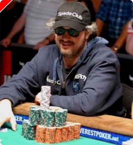 World Series of Poker November Nine: Jeff Shulman