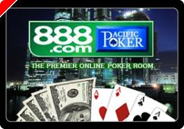 Серия $500 кэш-фрироллов от 888 Poker
