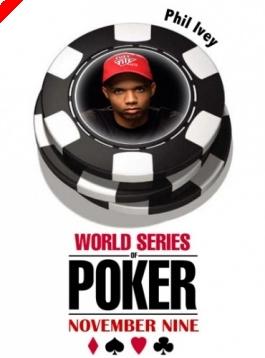 WSOP November '9' - A 3. széken Phil Ivey