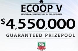 iPokers ECOOP er tilbage: $4.550.000 i præmiepulje