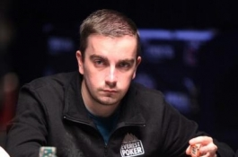 World Series of Poker November Nine: Antoine Saout