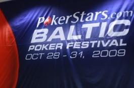 PokerStars Baltic Festival – Johan Nilsson siste svensk kvar
