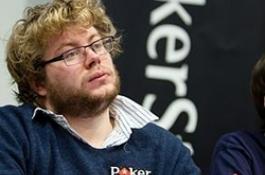 PokerStars Baltic Festivali võitis inglane Thomas Partridge
