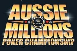PartyPoker Aussie Millions Kvalifikationsturneringer hos PokerNews